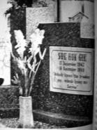 Makam Soe Hok Gie di Jakarta